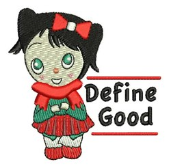 Define Good embroidery design