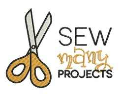 Sew Projects embroidery design