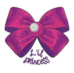 Lil Princess embroidery design