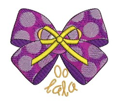 Oo Lala embroidery design