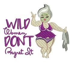 Wild Women embroidery design