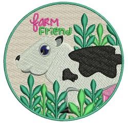 Farm Friend embroidery design