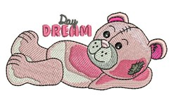 Day Dream embroidery design