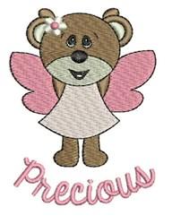 Precious Bear embroidery design