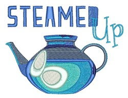 Steamed Up embroidery design