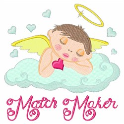 Match Maker embroidery design