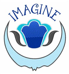 Flower Imagine embroidery design