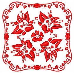 Quilting Block embroidery design