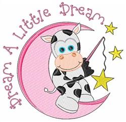 Dream Dreams embroidery design
