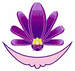 Flower Blossom embroidery design