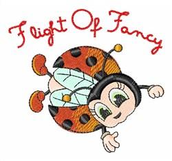 Flight of Fancy embroidery design