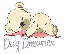 Day Dreamer embroidery design