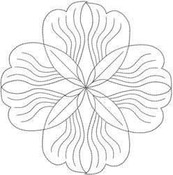 Quilt  Design embroidery design