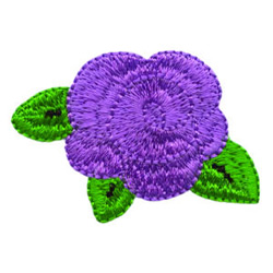 Small Flower embroidery design