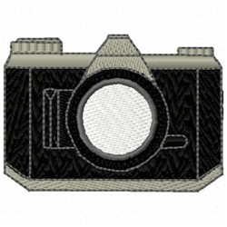 Snap Camera embroidery design