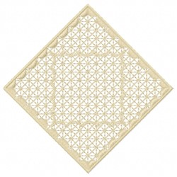 Heirloom Lace Quilting embroidery design
