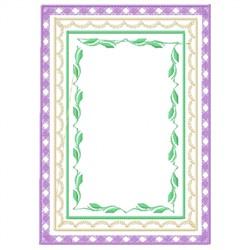 Heirloom Frame embroidery design