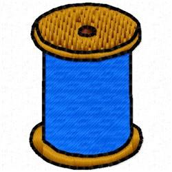 Spool Of Thread embroidery design