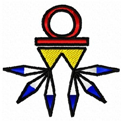Sioux Symbol embroidery design