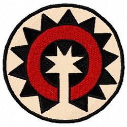 Navajo Basket embroidery design
