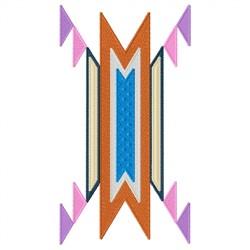 Navajo Blanket embroidery design