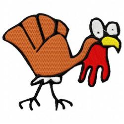 Turkey Hand embroidery design