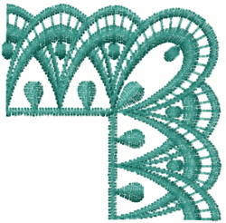 Border Frame embroidery design