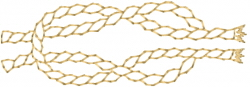 Square Knot embroidery design