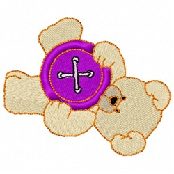 Crafty Bear embroidery design