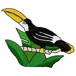Dodo Bird embroidery design