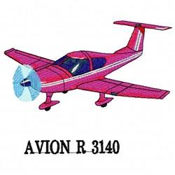 Avion R3140 embroidery design