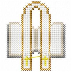 Ordination embroidery design
