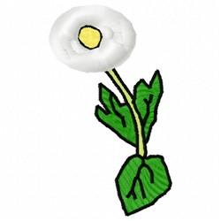 Dandelion Flower embroidery design