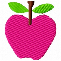 Country Apple embroidery design