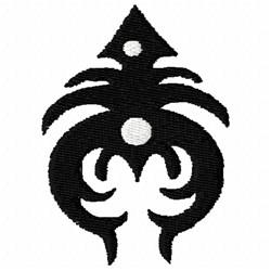 Fancy Arrow embroidery design
