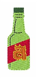 Hot Sauce Font a embroidery design