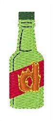 Hot Sauce Font d embroidery design