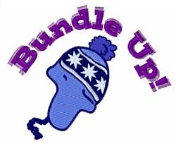 Bundle Hat embroidery design