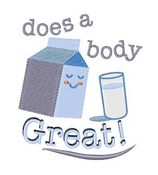 Does Body Great embroidery design