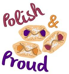 Proud Kolaczki embroidery design
