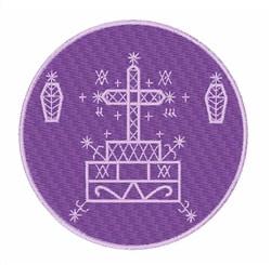 Samedi Veve embroidery design