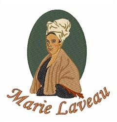 Marie Laveau embroidery design