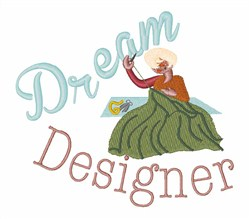 Dream Designer embroidery design