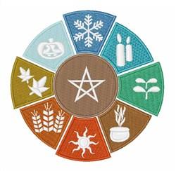 Jewish Symbols embroidery design