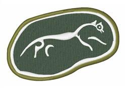 Uffington Horse embroidery design