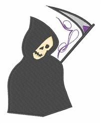 Grim Reaper embroidery design