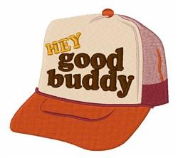 Trucker Cap embroidery design