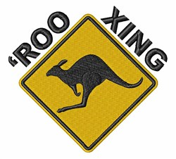 Roo Xing embroidery design