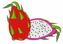 Dragon Fruit embroidery design