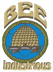 Freemason Beehive embroidery design